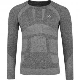 Camiseta termica Dare 2B gris hombre