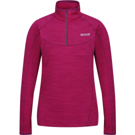 Jersey Outdoor Regatta Yonder fucsia mujer