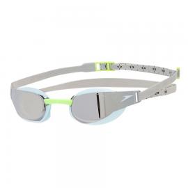 Gafas natación Speedo Fastskin Elite Mirror gris/azul