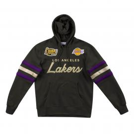 Sudadera Mitchell&Ness Champions 2000 Lakers negro hombre