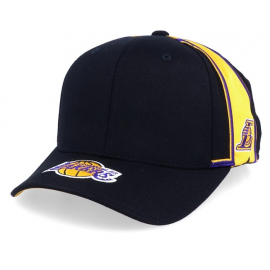 Gorra Mitchell&Ness Los Angeles Lakers 110 negro/amarillo