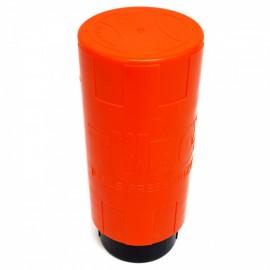 Bote presurizador Tubo+ naranja