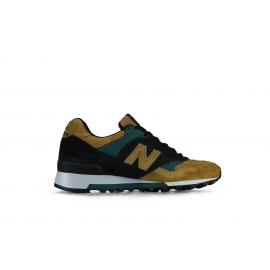 Zapatillas New Balance M577TGK marrón/verde hombre