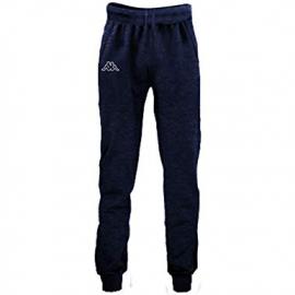 Pantalón Kappa Zant Logo azul marino hombre