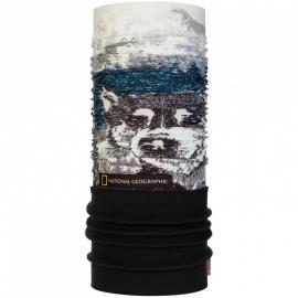 Cuello polar Buff National Geographic Siberian Flint Stone