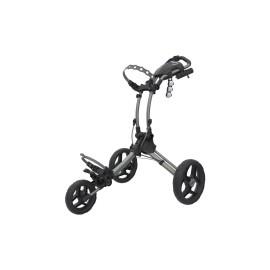 Carro de golf Clicgear Rovic RV1C plata/negro