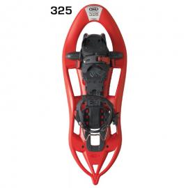 Raquetas de nieve Tsl 325 Pioneer rojo