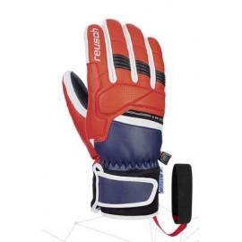 Guantes esquí Reusch Be Epic R-Tex Xt azul rojo hombre