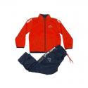 Chándal Kappa Batisto azul/rojo niño