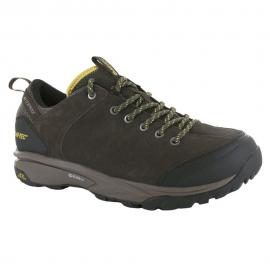 Zapatillas trekking Hi-Tec Tortola Trail Wp marrón hombre