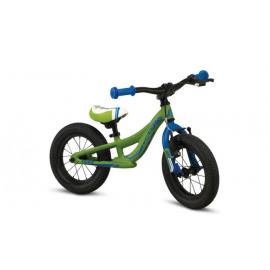 Bicicleta Coluer Rider 12 verde-azul