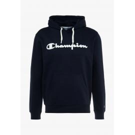 Sudadera Champion 213424 capucha azul marino hombre