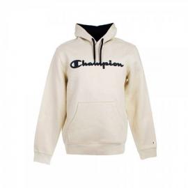 Sudadera Champion 213424 capucha beige hombre