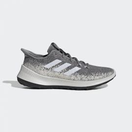 Zapatillas adidas SenseBounce+ gris/blanco mujer
