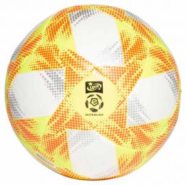 Balón fútbol adidas Conext19 TCPT E blanco/amarillo