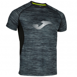 Camiseta running Joma gris hombre