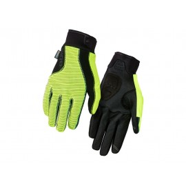 Guante largo Giro Blaze 2.0 highliht yellow-black 2020