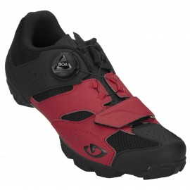 Zapatillas Giro Cylinder red-black hombre 2020