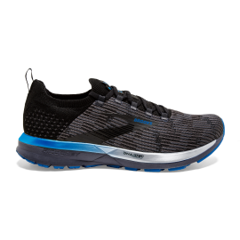 Zapatillas running Brooks Ricochet 2 negro/gris/azul hombre