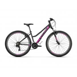 """Bicicleta Conor 5400  27,5"""" lady negro-rosa"""
