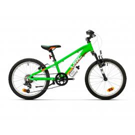 "Bicicleta Conor Wrc Invader suspension 20"" verde"