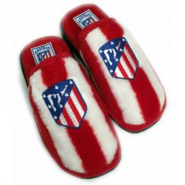 Zapatillas casa Andinas Atlético Madrid rojo/blanco unisex