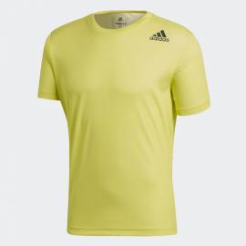 Camiseta training adidas FreeLift CL amarillo hombre