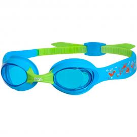 Gafas natación Zoggs Little Twists azul/verde niño