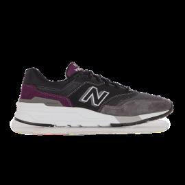 Zapatillas New Balance CM997HEK gris/negro/morado hombre