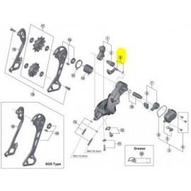 Palanca activacion shadow plus Shimano 5RT98030