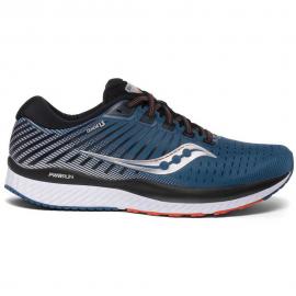Zapatillas running Saucony Guide 13 azul/gris hombre