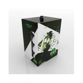 Caja de 24 bolas recicladas Mix