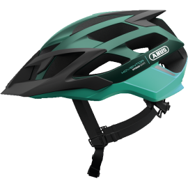 Casco Abus Moventor smaragd green
