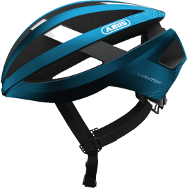 Casco Abus Viantor steel blue
