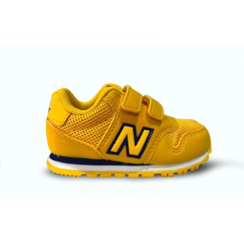 Zapatillas New Balance IV500CG amarillo/azul bebé