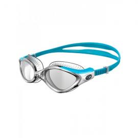 Gafas natación Speedo Futura Biofuse Flexiseal clear mujer
