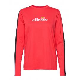 Camiseta Ellesse Orsola LS rosa mujer