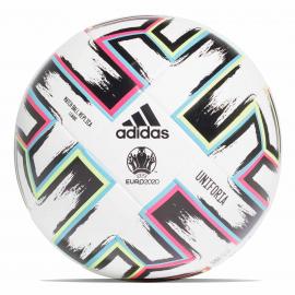 Balón fútbol adidas Uniforia Euro 2020 blanco