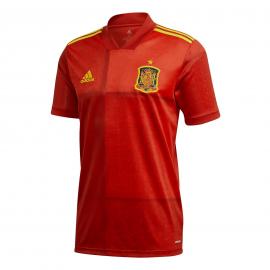 Camiseta adidas 1ª equipación Selección Española de Fútbol