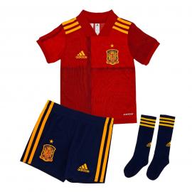 Minikit Junior Adidas 1ª Equipación España 2019/2020