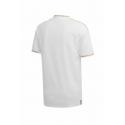 Camiseta fútbol adidas Real Madrid 1ª 2019/20 blanco hombre