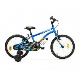 """Bicicleta conor Rocket 18"""" azul"""