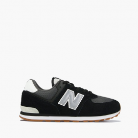 Zapatillas New Balance PC574SPT negro niño