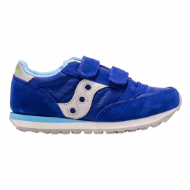 Zapatillas Saucony Jazz Double HL azul niño