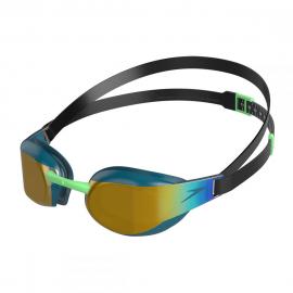 Gafas natación Speedo Fastskin Elite Mirror verde