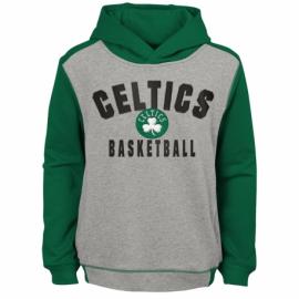 Sudadera Outerstuff NBA Retro Block Celtics gris junior