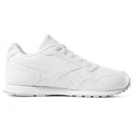 Zapatillas Reebok Royal Glide blanco/lila niña