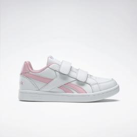 Zapatillas Reebok Royal Prime Alt blanco/rosa niña