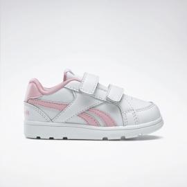 Zapatillas Reebok Royal Prime Alt blanco/rosa bebé