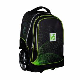 Trolley KRF COM negro/verde